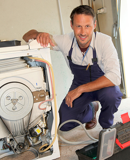 Washing machine repairs London